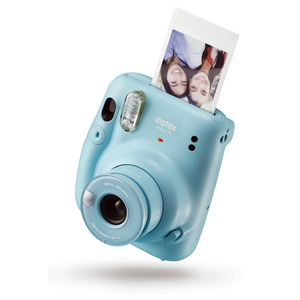 Fujifilm – Appareil photo Instax Mini 11 Sky Blue – 16655003