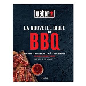 Weber – Livre de recettes «La nouvelle Bible du barbecue»