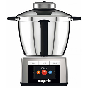 Magimix – Robot cuiseur multifonction Cook Expert Chrome
