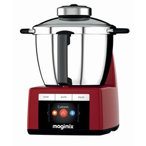 Magimix – Robot cuiseur multifonction Cook Expert rouge 18904