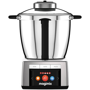 Magimix – Robot cuiseur Cook expert XL premium platine – 18909