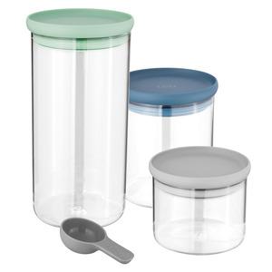 Berghoff – Boîtes alimentaires 3 pcs en verre – 3950125