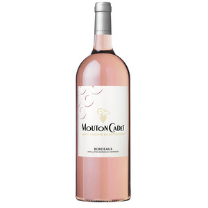Ph. de Rothschild – 1 magnum Rosé Mouton Cadet 2019