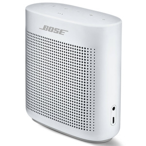 Bose – Enceinte Bluetooth SoundLink Colour II blanc arctique – 752195