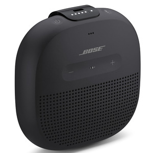 Bose – Enceinte bluetooth Soundlink micro noire – 783342-0100