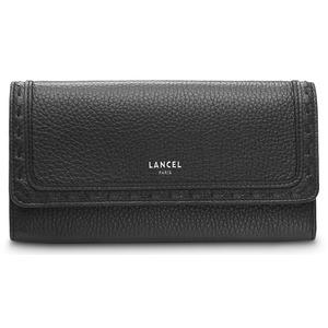 Lancel – Portefeuille slim Premier flirt noir – A1052510TU