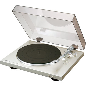 Denon – Platine vinyle hifi DP 300F Silver