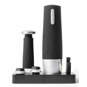 Livoo – Set tire-bouchon électrique et pompe – GS118
