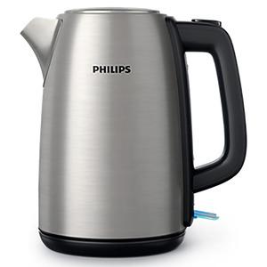Philips – Bouilloire Viva métal 1.7L – HD9351/90