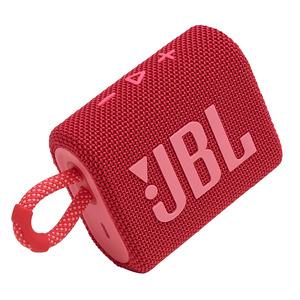 JBL – Enceinte sans fil GO 3 rouge