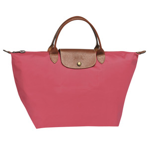 Longchamp – Sac porté main M Ligne Le Pliage – coloris Figue