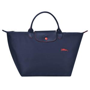 Longchamp – Sac porté main M Le Pliage Club navy L1623619556