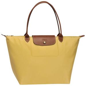 Longchamp – Sac porté épaule L Le pliage curry
