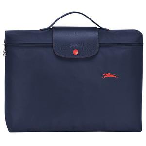 Longchamp – Porte-documents Le Pliage Club navy L2182619556