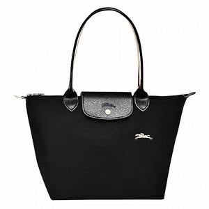 Longchamp – Sac porté épaule S Le pliage Club noir – L2605619001