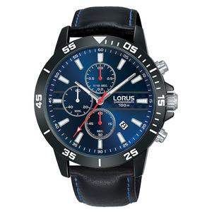 Lorus – Montre chrono sport bleu 44 mm – RM311FX9