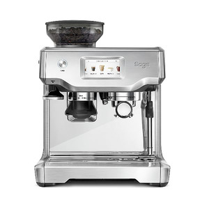 Sage – Machine à expresso avec broyeur Barista Touch – SES880BSS4EEU1