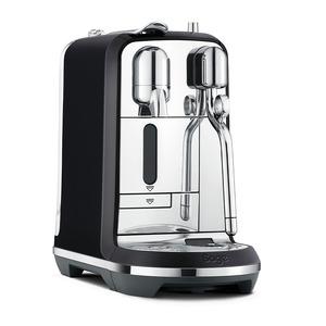 Sage – Nespresso Creatista plus 7 recettes truffe noir SNE800BTR2EFR1