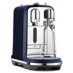 Sage – Nespresso Creatista plus 7 recettes bleu – SNE800DBL2EFR1
