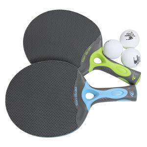 Cornilleau – Raquette de ping pong Tacteo Pack Duo