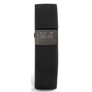 Livoo – Bracelet d'activité connecté noir – TEC588N